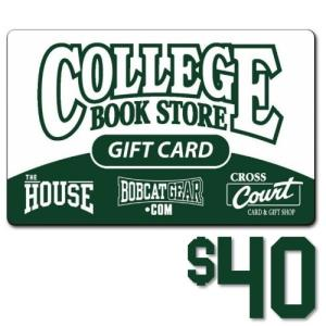 Image of $40 GIFT CARD